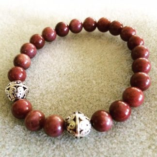 Purple aventurine power bracelet